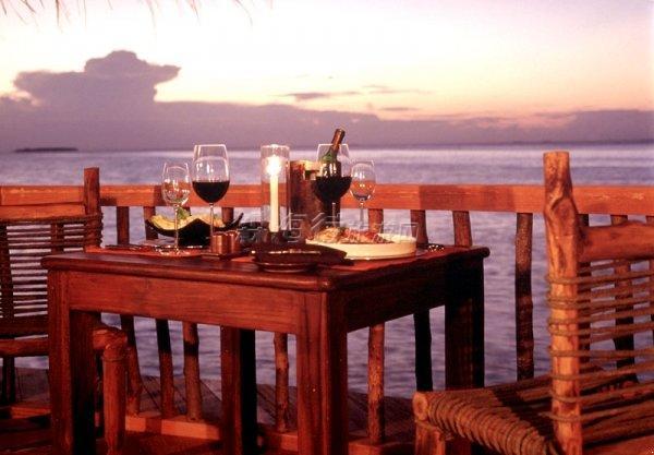馬爾代夫吉利Lankanfushi度假村