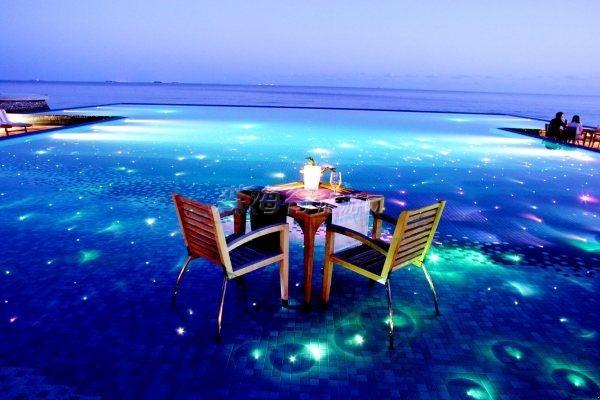 馬爾代夫夢幻度假酒店 Huvafen Fushi Resort