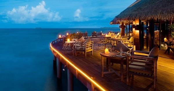 馬爾代夫華爾道夫海濱別墅度假村