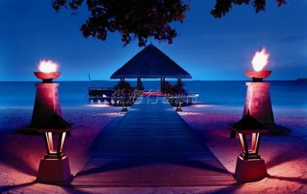 馬爾代夫伊瑚魯悅椿度假村 Angsana Ihuru, Maldives ...