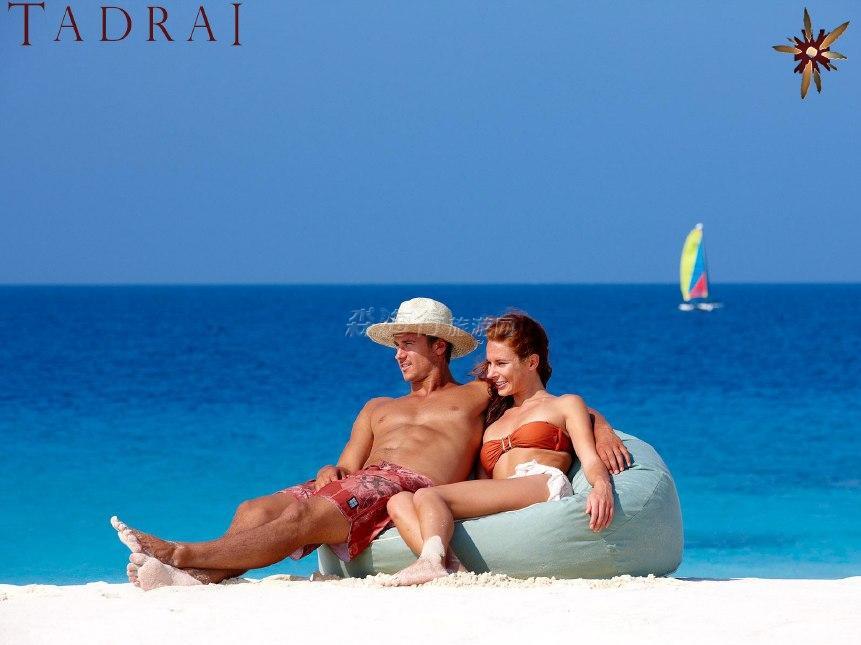 斐济岛奢华享受蜜月之旅--天堂之爱tadrai度假村 7晚8