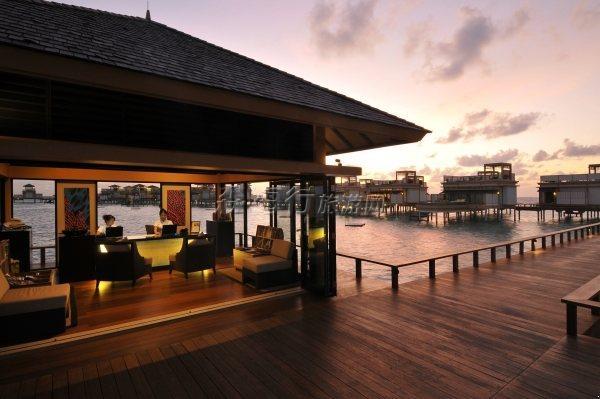 馬爾代夫微拉瓦魯悅椿度假村 Angsana Velavaru, Maldives