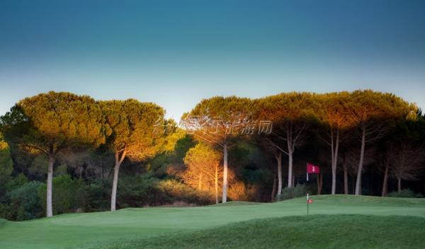 意大利撒丁島高爾夫