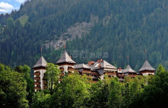 瑞士格施塔德阿爾皮納酒店 The Alpina Gstaad