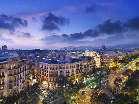 Mandarin Oriental, Barcelona(巴塞羅那文華東方酒店)
