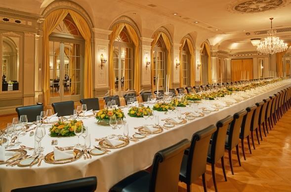 伯爾尼貝耶烏爾宮酒店 Hotel Bellevue Palace