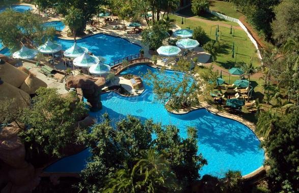 南非六星級皇宮酒店
