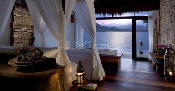 柬埔寨情人島私人度假村 Song Saa Private Island
