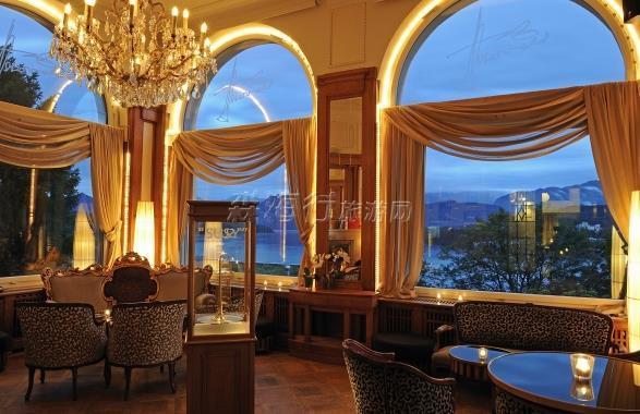 瑞士蒙大拿裝飾藝術酒店 The Art Deco Hotel Montana