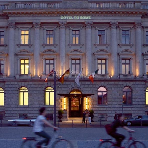 Rocco Forte Hotel de Rome  Berlin(柏林), Mitte, 德國