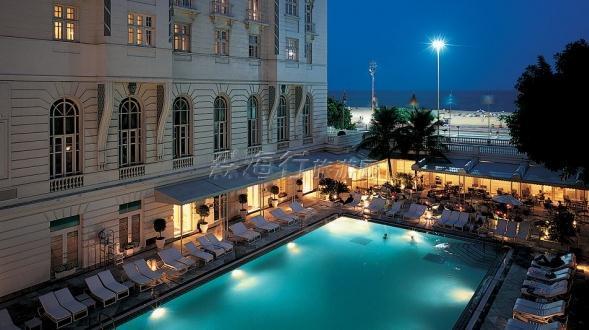 巴西里約熱內盧科帕卡巴納宮酒店 Copacabana Palace