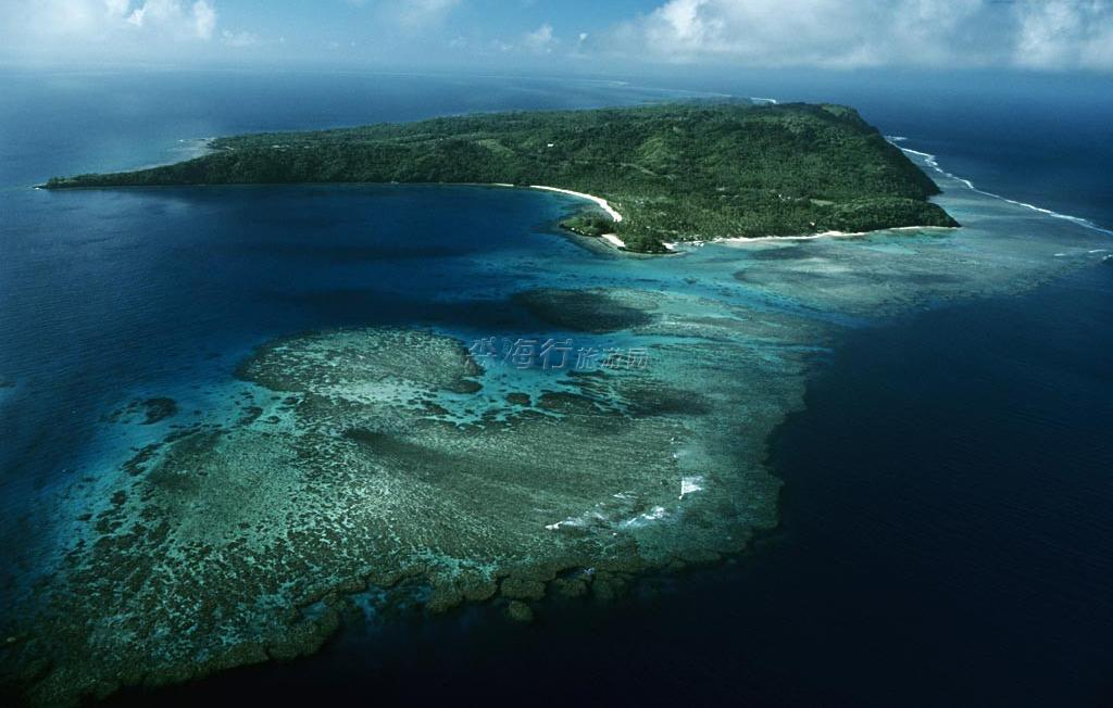 斐濟YASAWA島