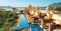 印度顶级皇宫酒店 感受皇宫般
