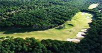 奢华森林高尔夫意大利撒丁岛高