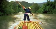 回归自然泰国清迈奢华农耕、田
