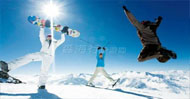 法国滑雪胜地顶级奢华度假(2