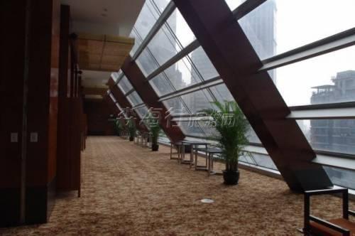 南京紫峰大厦酒吧