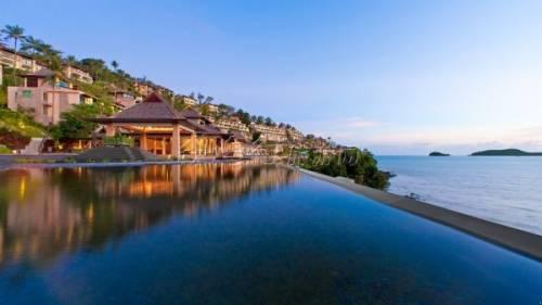 普吉岛西瑞湾威斯汀度假酒店 the westin siray bay